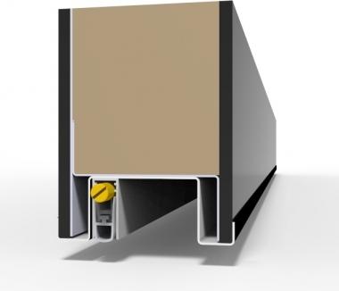Автоматические пороги для стальных систем
