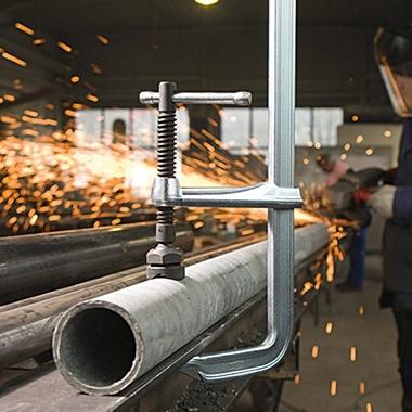 Струбцины для металлоконструкций