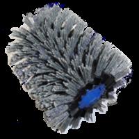 Щетка валик абразивный нейлон Р80