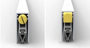 Автоматические пороги серии 103SF01