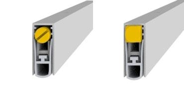 Автоматические пороги серии 103SF30