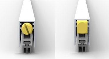 Автоматические пороги серии 144A02