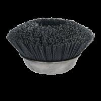 Щетка чашечная Ø150*M14, ворс полимер-абразив P80
