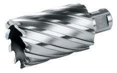 """Корончатые фрезы Weldon 3/4"""", глубина сверления 55 мм, HSS-G"""