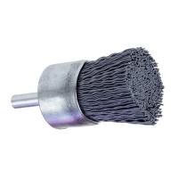 Концевые щетки Ø10-28, полимерабразив - карбид кремния+нейлон