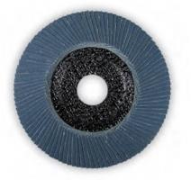 Круги лепестковые тарельчатые, плоская форма STF