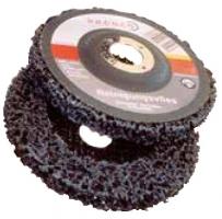 Чистящие круги  для удаления краски и шлифовки