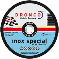 Круги отрезные INOX SPESIAL для листов из черной и нержавеющей стали
