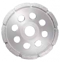 Чашечный алмазный шлифовальный круг для бетона и стяжки DST
