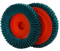Полировальные круги  для УШМ по металлу P-VA, нетканный абразивный материал