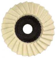Войлочные полировальные круги  для УШМ по металлу G-VA finish