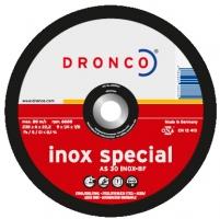 Круги зачистные INOX SPESIAL для нержавеющей стали