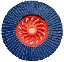 Круги лепестковые тарельчатые JET zircon , плоской формы DRONCO