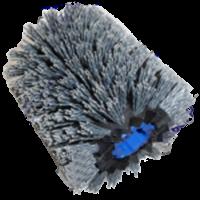 Щетка валик абразивный нейлон Р120