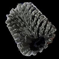 Щетка валик абразивный нейлон Р60