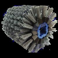 Щетка валик абразивный нейлон Р240