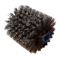 Щетка валик абразивный нейлон Р60 85мм