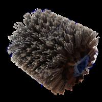 Щетка валик абразивный нейлон Р80 85мм