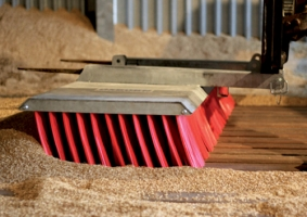 Щетки для уборки больших площадей Broomate