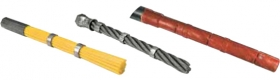Пучковые щетки, стальная проволока/полипропилен/биопластик
