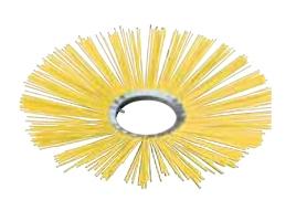 Щеточные диски - кольца Ø300-915 мм, конические, полипропилен