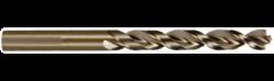 Спиральные сверла Turbo HSS-G с цилиндрическим хвостовиком