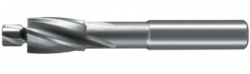 Цековки HSS-G с цилиндрическим хвостовиком