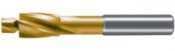Цековки HSS-G TiN с цилиндрическим хвостовиком