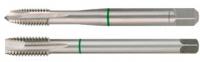 Метчики дюймовые машинные UNC, для сквозной резьбы, HSS-E