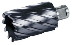 """Корончатые фрезы Weldon 3/4"""", глубина сверления 55 мм, HSS-G TiAlN"""
