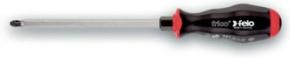 Отвертки PZ (крестовые) со сплошным стержнем, серия 550