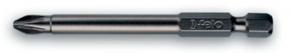 Биты-насадки PZ (крестовые) 73 мм