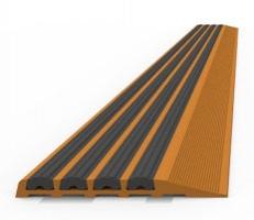 Противоскользящие накладки на ступени и пороги серии AS500B